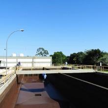 Inspeção em Estação de Tratamento de Água para avaliação da presença de mexilhão-dourado