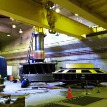 Inspeção em estruturas hidráulicas de usinas hidrelétricas durante paradas de máquinas para avaliação da presença de mexilhão-dourado e de outras espécies incrustantes