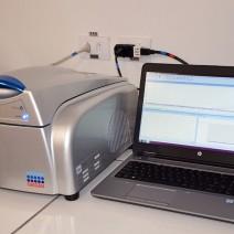 Equipamento utilizado para análise de PCR em tempo real