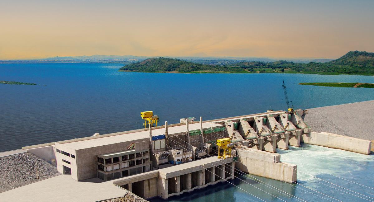Usina hidrelétrica de São Salvador, Tocantins